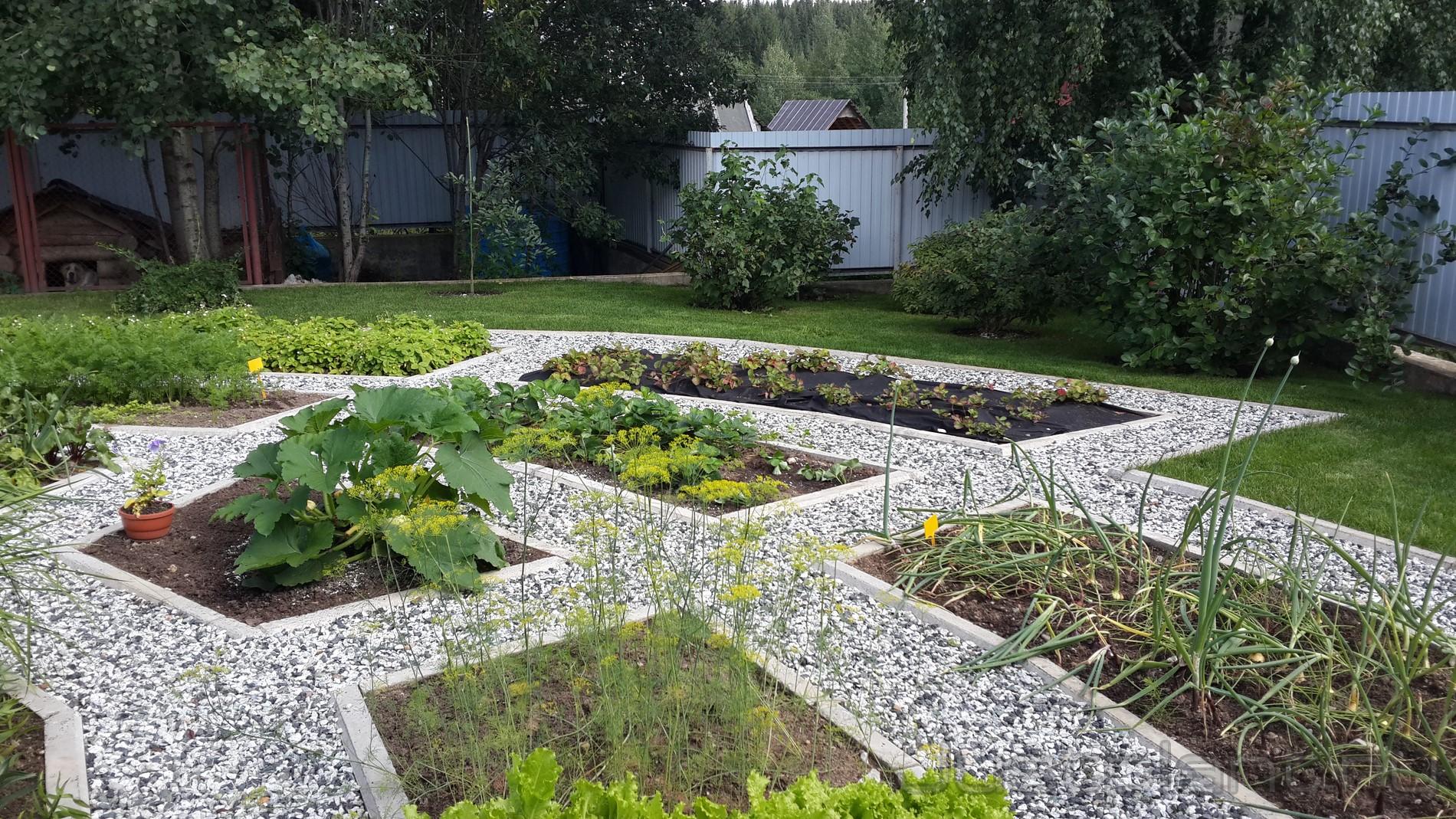 огород, огород декоративный пермь