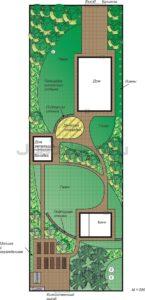 зонирование территори, проект на фрилансе
