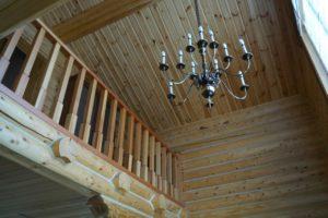 дом из дерева, отделка частного дома купить