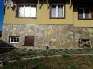 покрыть дом камнем пермь