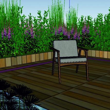 Внутренний мир сада