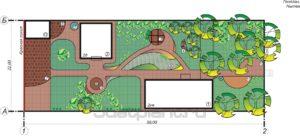 проект сада пермь, ландшафтный проект в перми, истомина дарья ландшафт, джастплант, ландшафтное проектирование