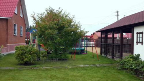 Пример использования территории под потребности семьи